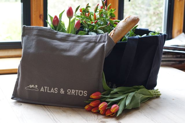 reusuable shopping bag for ecofriendly travel