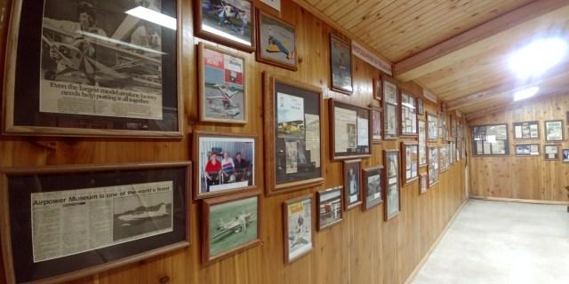 wall of pilot stories