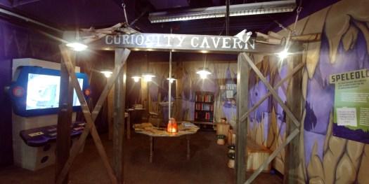 cavern at omaha children's museum