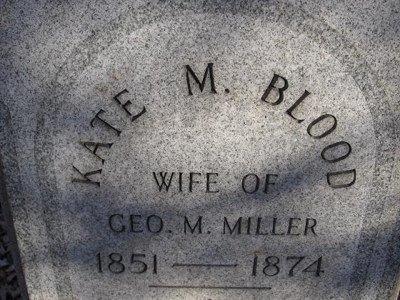 Kate Blood Gravestone: A Unique Stop in Wisconsin