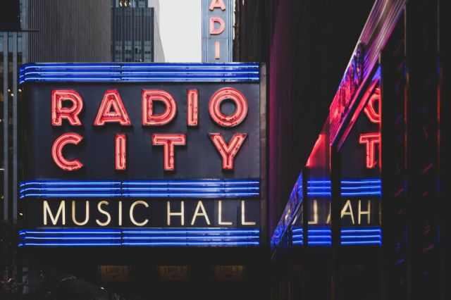 New York Attraction Pass radio city music hall