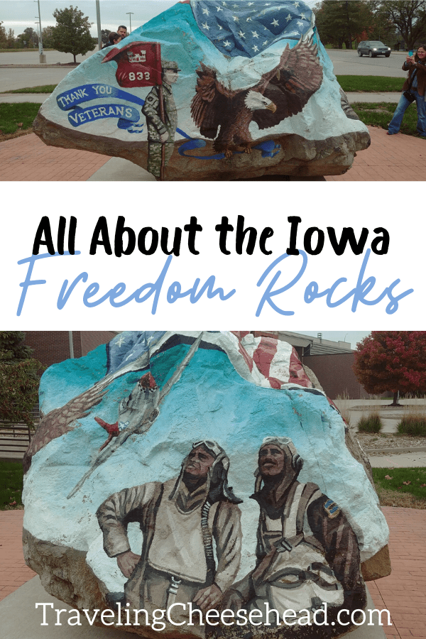 All About Iowa's Freedom Rocks