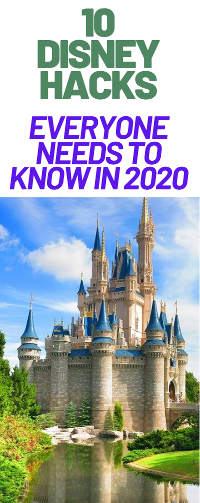disney hacks 2020 that all should know