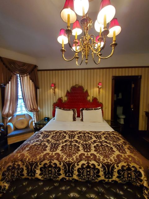 The Baker House - Living History In The Modern Day gorgeous bedroom