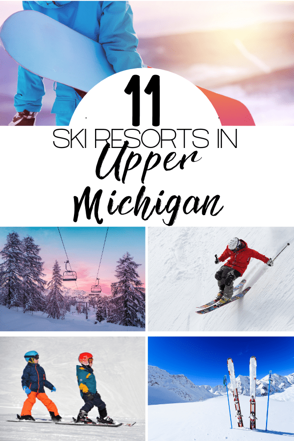 The Best 11 Ski Resorts in Upper Michigan