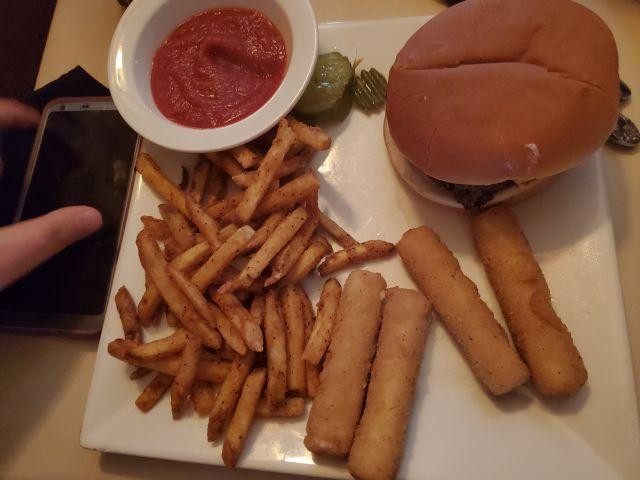 Buckhorn Supper Club appetizers