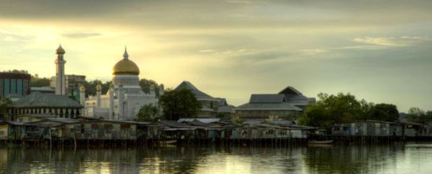 When to go to Brunei