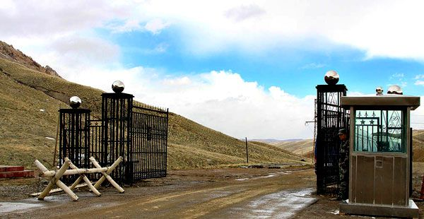 Irkeshtam Pass