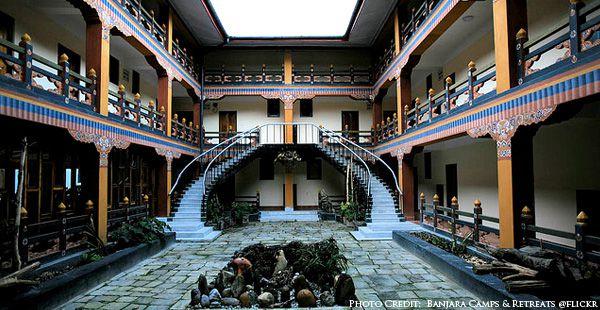 Wangchuk-Hotel