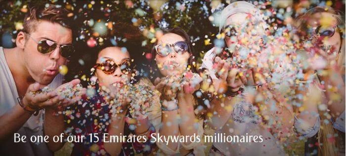 Emirates 15th Birthday Promotion