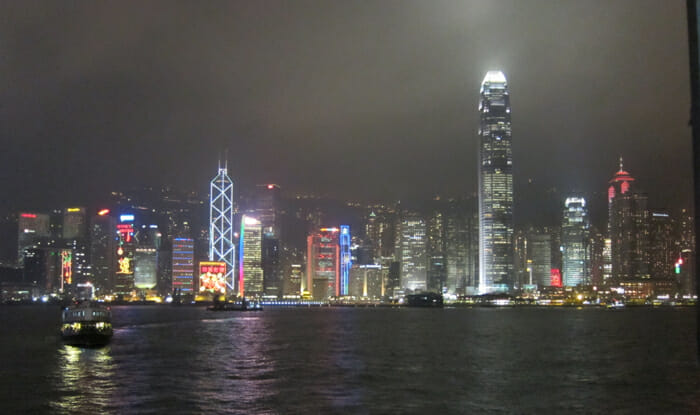 Business Class Fares to Hong Kong