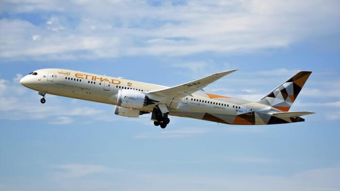 Etihad 2 Class 787 9 Dreamliner Routes Confirmed