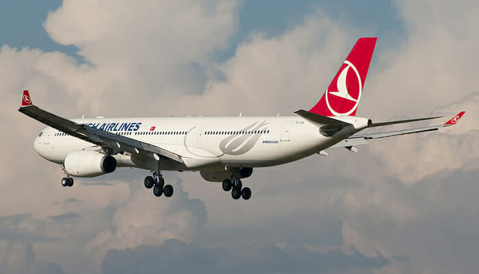 Turkish Airlines Business Class Fare To Bangkok