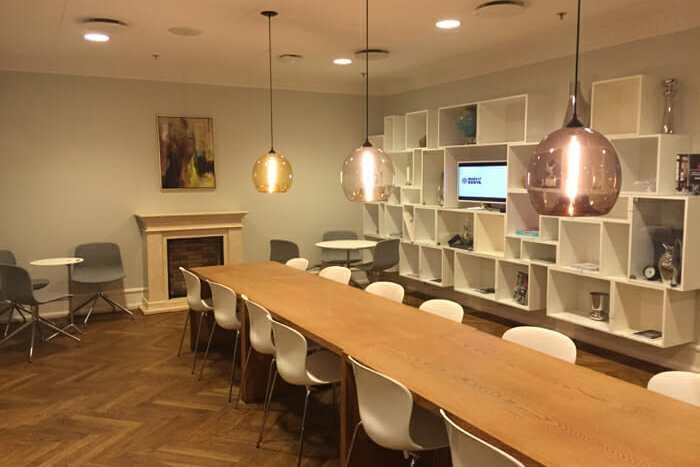 CPH Apartment Lounge Copenhagen