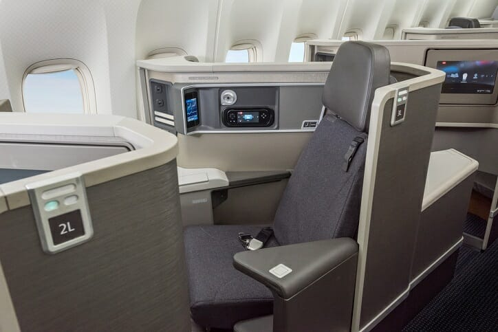 American Airlines Will Fly 2 Class Retrofitted 777 200 To