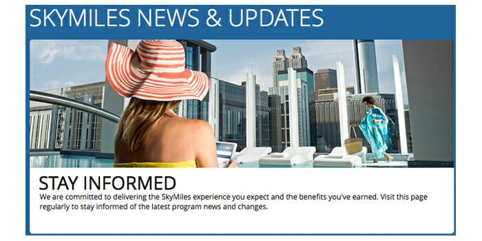 Delta Upgrade Changes