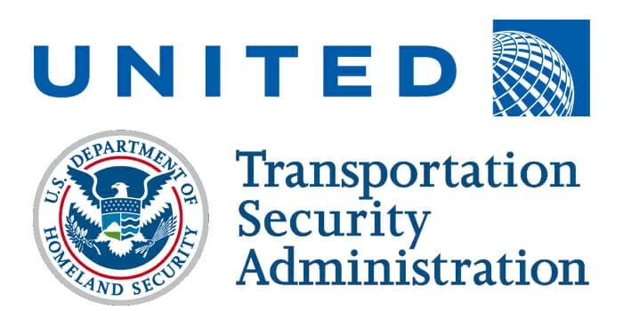 TSA & United Airlines