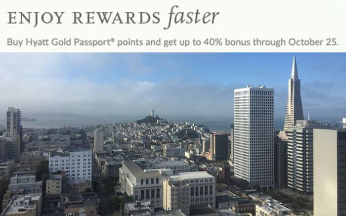 Buy Hyatt Points