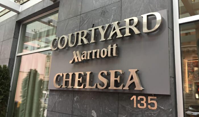 Courtyard By Marriott New York Chelsea/Manhattan