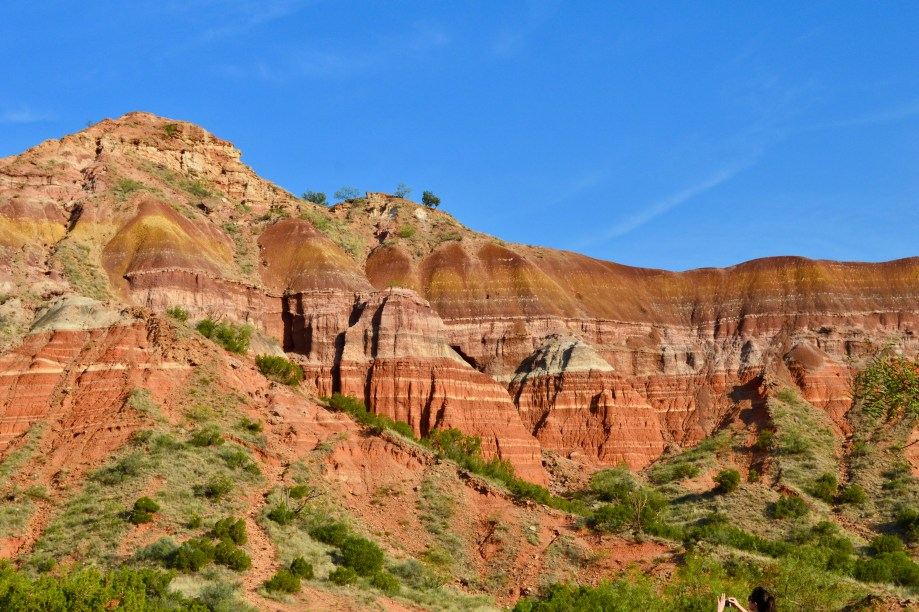 Palo Duro Canyon State Park: Hiking the Lighthouse Trail ...