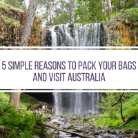 5 Simple Reasons to Pack Your Bags and Visit Australia