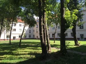 An original housing block