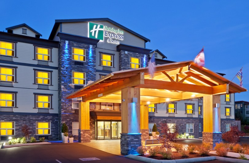 Holiday Inn Courtenay, Mount Washington, Hotels in Comox Valley, Holiday Inn Courtenay Pictures