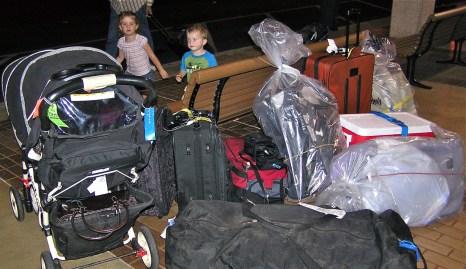 camping in hawaii, family camping