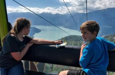 Sea To Sky Gondola, Vancouver Area Attractions, Squamish, Whistler, Vancouver