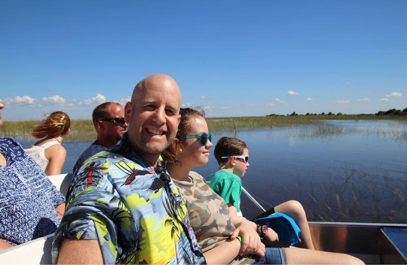 Traveling Islanders, Sawgrass Recreation Park, Sawgrass Recreation, Florida Everglades, Fort Lauderdale everglades, Fort Lauderdale airboat ride, Fort Lauderdale Alligators