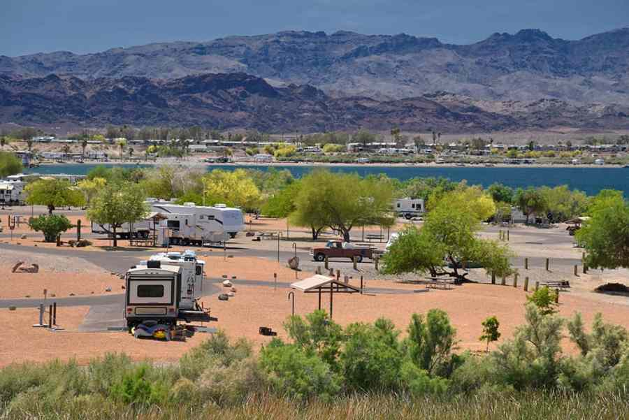 best camping in Arizona