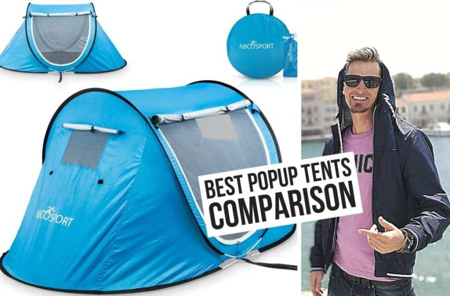 Best Popup Tents for Camping