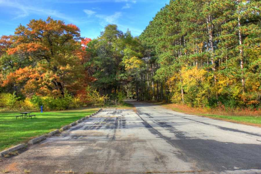 Merrick State Park - Camping Sites in WI
