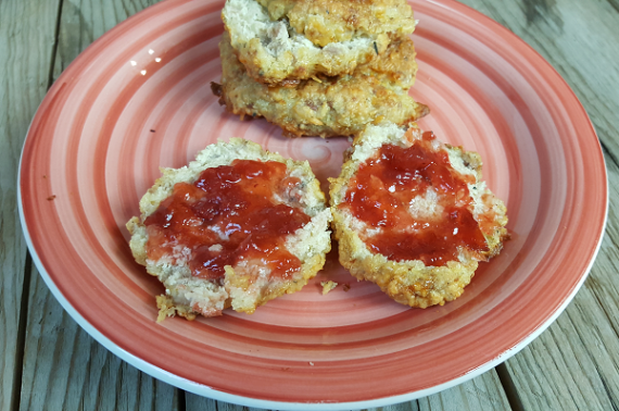 Low Carb Biscuits