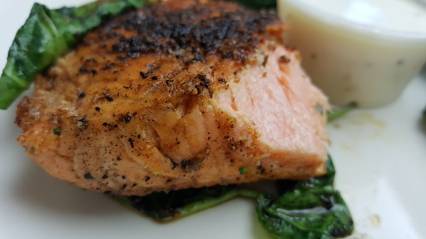 Grilled Salmon - Healthy Fat and Super Food