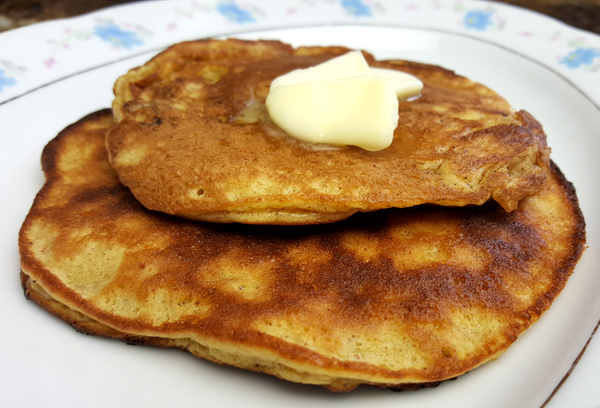 Low Carb Keto Pancakes