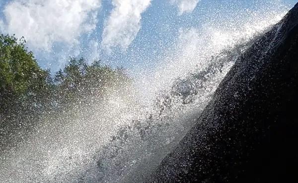 Cane Creek Falls - Summer Waterfall Hike in Tennessee