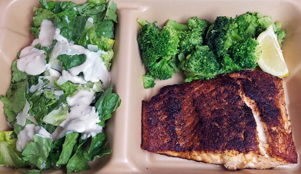Low Carb O'Charley's Take-Out, easy Keto Dinner