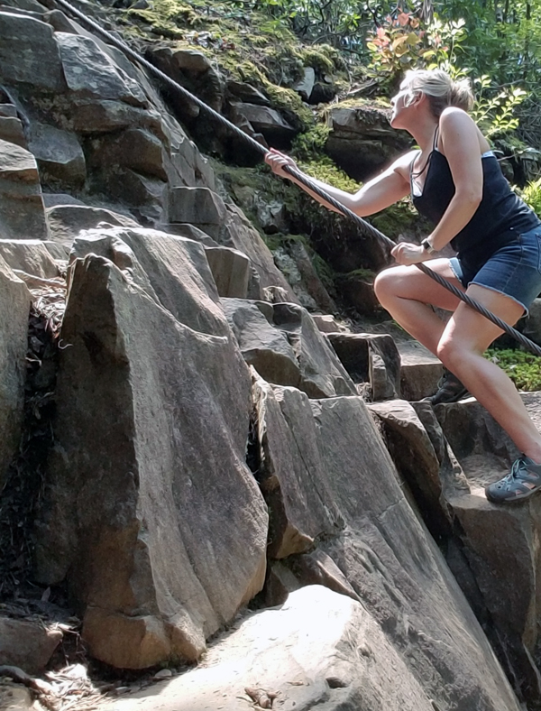 Rock Climbing Workout - Fitness Fun!