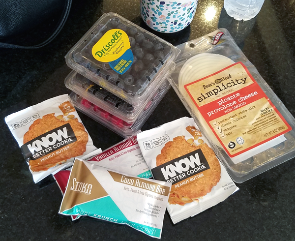 Low Carb Snack Foods - Traveling Keto