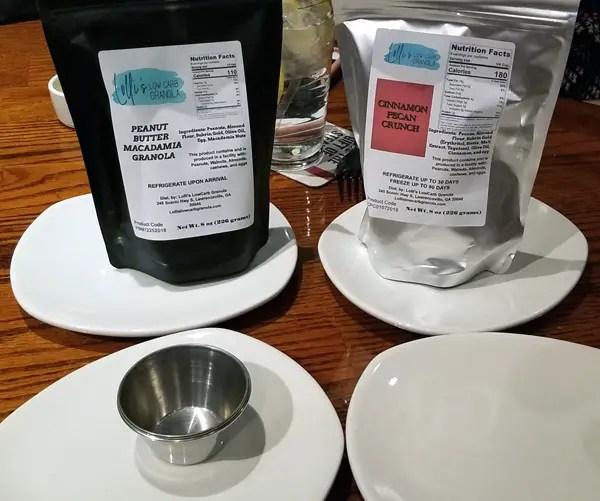 Best Keto Granola - Taste Testing at Nashville Keto Meetup
