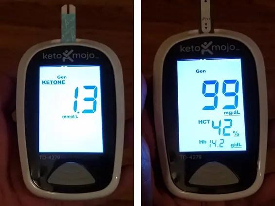 Maltodextrin Blood Sugar Test with a Blood Glucose Meter