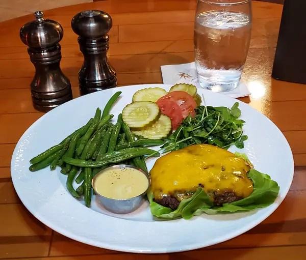 Keto Dinner at Cascades in Opryland Hotel