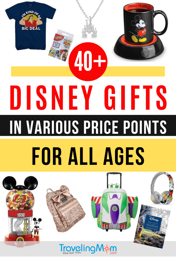 40 Gifts For Disney Lovers For 2020 Travelingmom