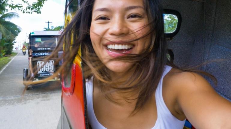 Tricycle Ride | Amazing Travel Photography Gear | TravelingPetiteGirl.com