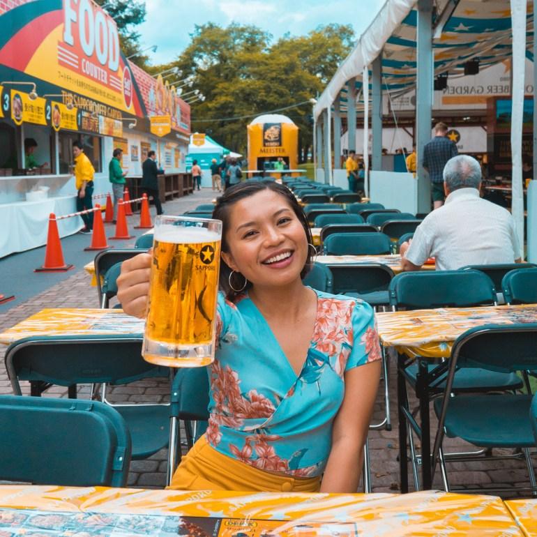 Sapporo Beer Festival