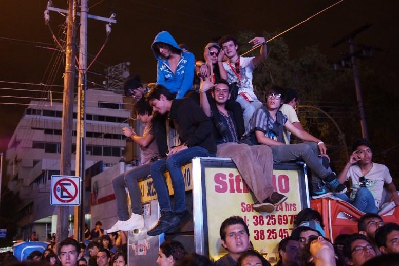 Musikfestival in Guadalajara