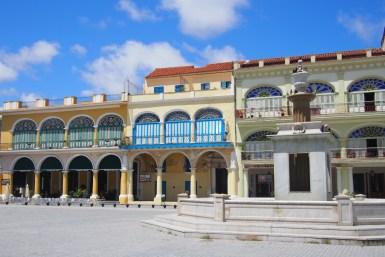 Placa Vieja, Havanna
