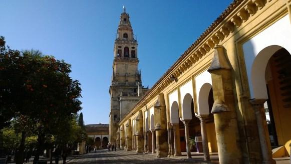 Mezquita de Cordoba Spanien
