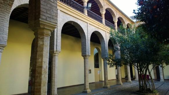 Innenhof in der Altstadt